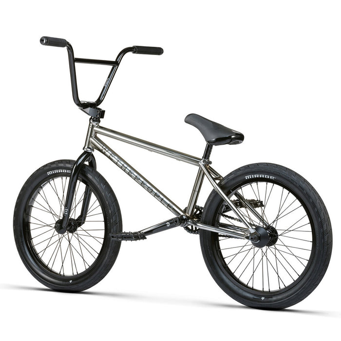 "We The People 2021 Envy - LSD 21""TT BMX Freestyle Bike-Black Chrome"