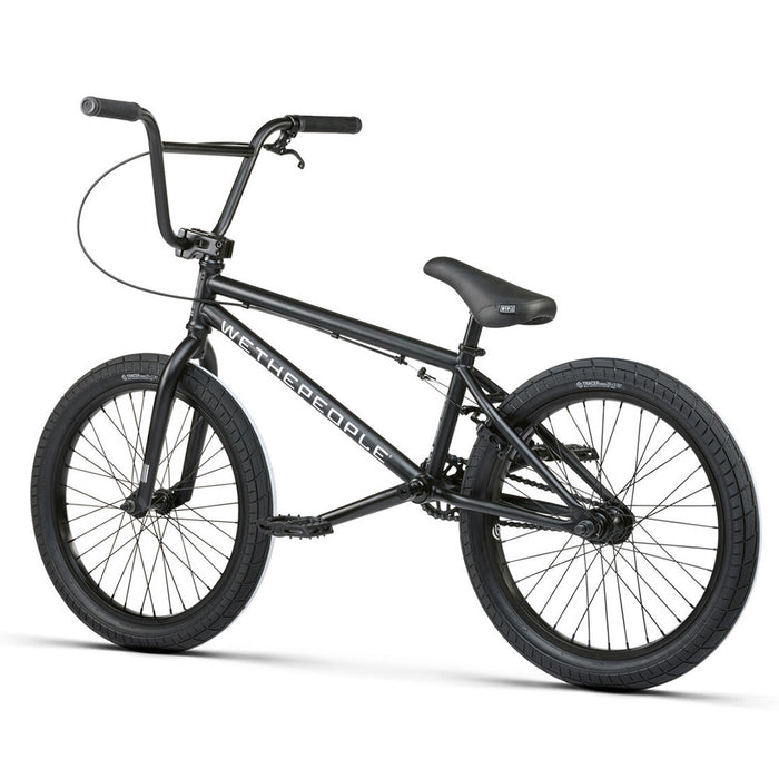 "We The People 2021 Nova 20""TT BMX Freestyle Bike-Matte Black"