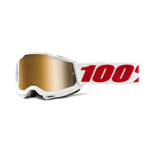 100% Accuri2 Youth Goggles-Denver-True Gold Lens