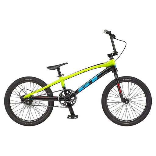 GT 2021 Speed Series Pro BMX Race Bike-Nuclear Yellow