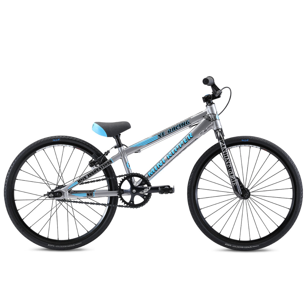 SE Racing Mini Ripper BMX Race Bike-Silver