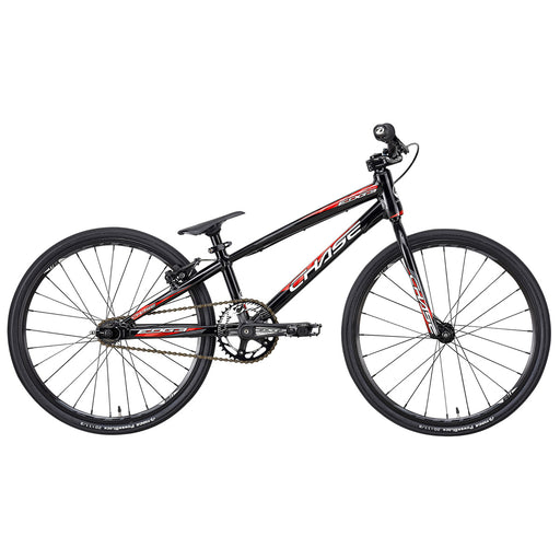 Chase 2021 Edge Mini BMX Race Bike-Black/Red