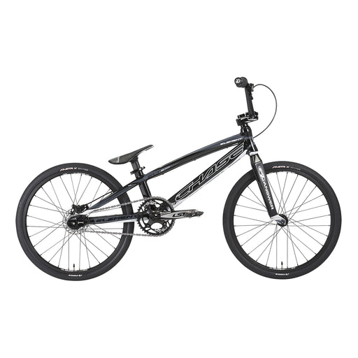 Chase 2021 Element Expert BMX Race Bike-Black/White
