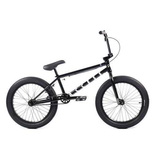 "Cult 2021 Access 20""TT BMX Freestyle Bike-Matte Black"
