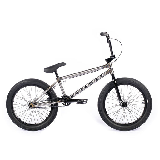 "Cult 2021 Gateway 20.5""TT BMX Freestyle Bike-Raw"