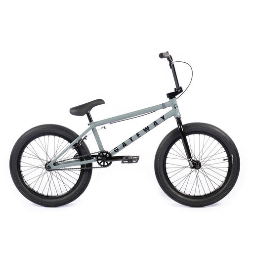 "Cult 2021 Gateway 20.5""TT BMX Freestyle Bike-Matte Grey"