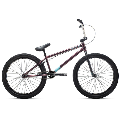 "DK Cygnus 24"" BMX Freestyle Bike-Purple"