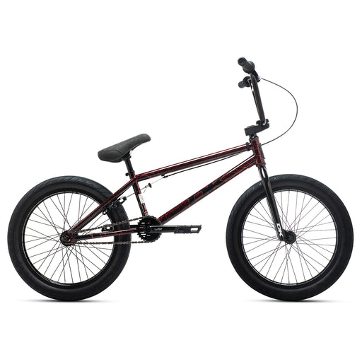 "DK Helio 21""TT BMX Freestyle Bike-Black Crackle"