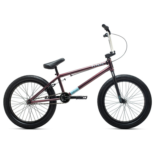 "DK Cygnus 20.5""TT BMX Freestyle Bike-Purple"