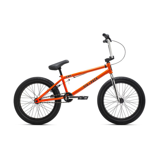 "DK Six Pack 21""TT BMX Freestyle Bike-Orange"