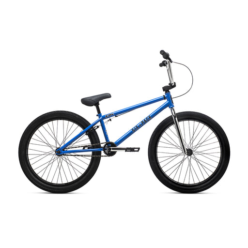"DK Six Pack Limited 24"" BMX Freestyle Bike-Blue"