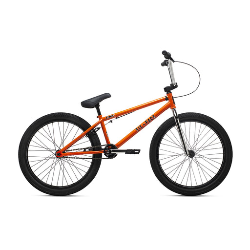 "DK Six Pack Limited 24"" BMX Freestyle Bike-Orange"
