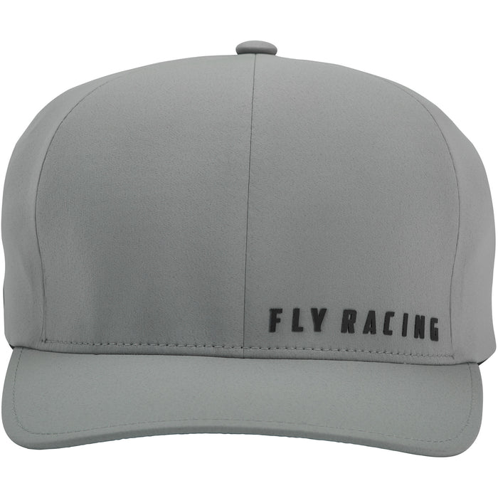 Fly Racing Delta Hat-Grey