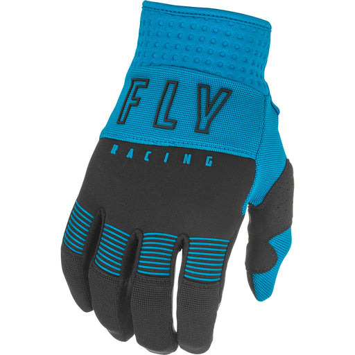 Fly Racing F-16 BMX Race Gloves-Blue/Black