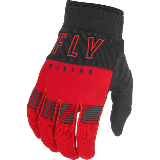 Fly Racing F-16 BMX Race Gloves-Red/Black