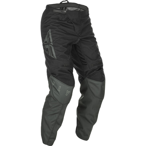Fly Racing F-16 BMX Race Pants-Black/Grey