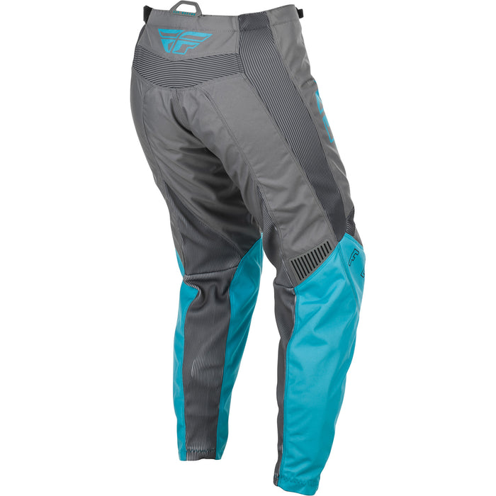 Fly Racing F-16 Women's BMX Race Pants-Grey/Blue
