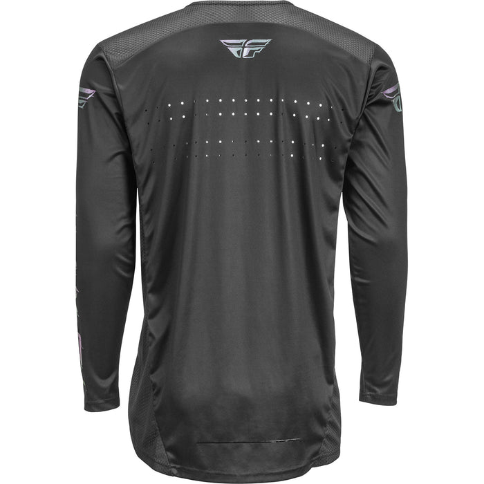 Fly Racing Lite S.E. BMX Race Jersey-Black/Fusion