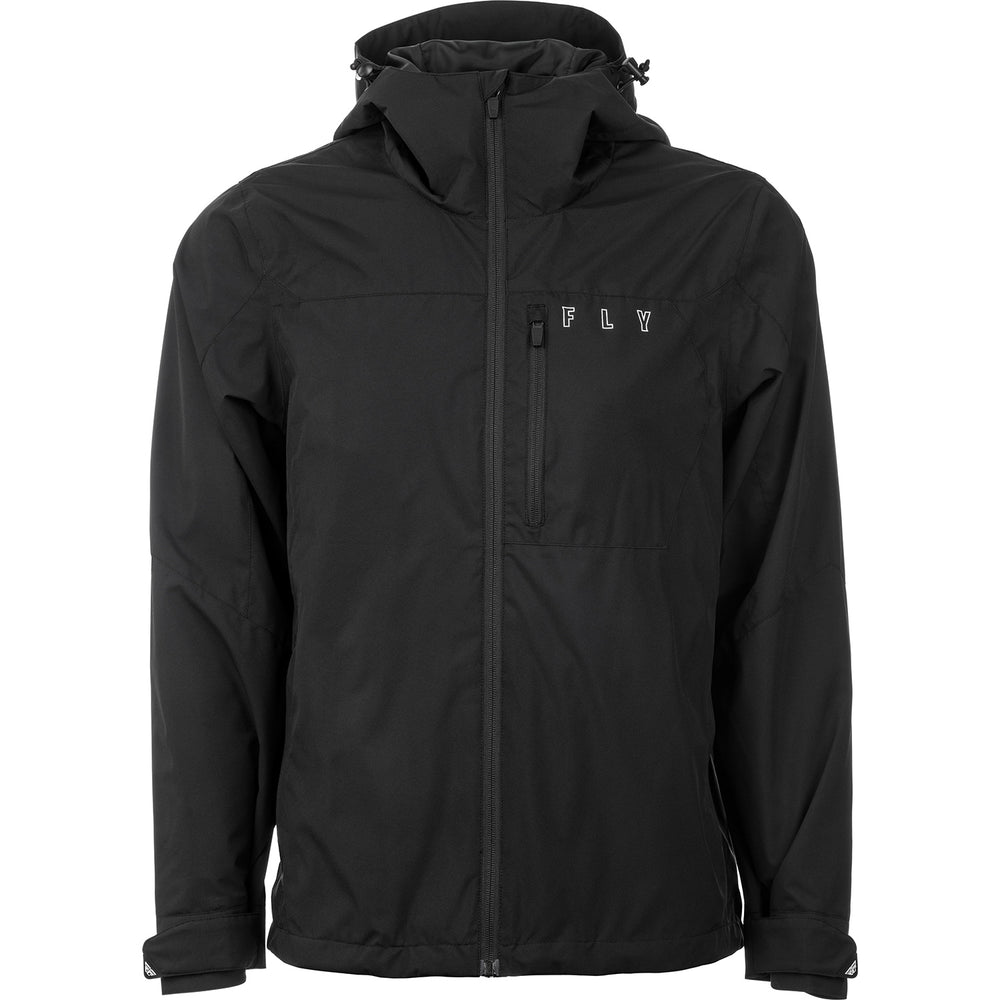 Fly Racing Pit Jacket-Black