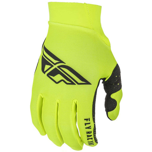 FLY RACING 2020 Pro Lite Gloves-Hi-Vis/Black