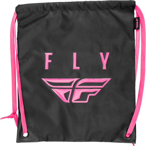 Fly Racing Quick Draw Bag-Black/Pink