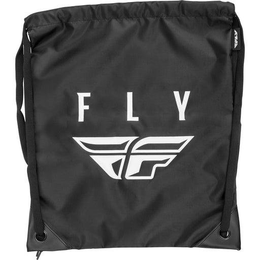 Fly Racing Quick Draw Bag-Black/White