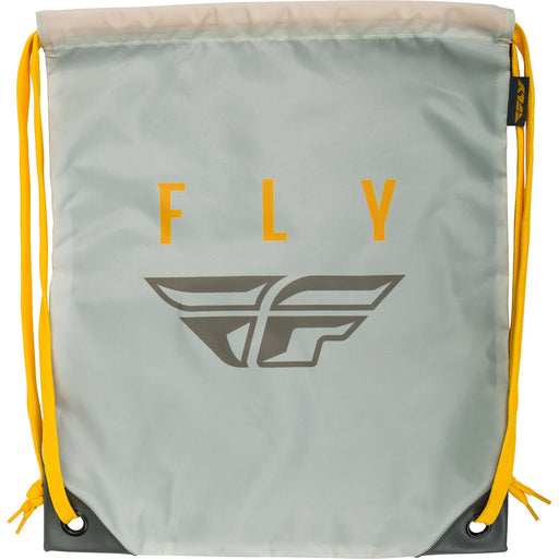 Fly Racing Quick Draw Bag-Stone/Mustard