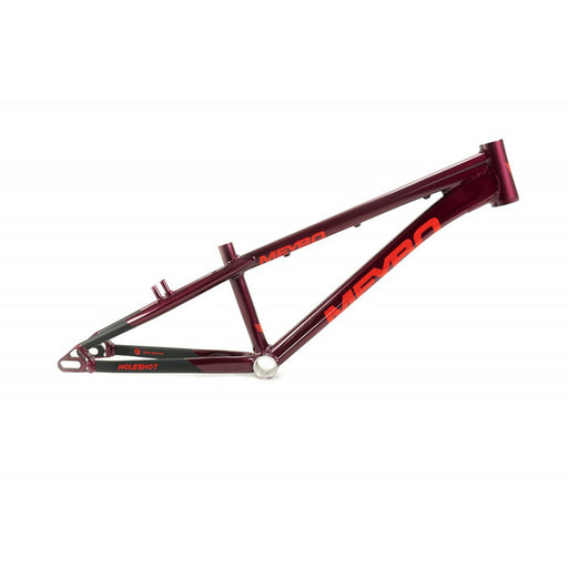 Meybo Holeshot BMX Race Frame-Maroon/Red/Black