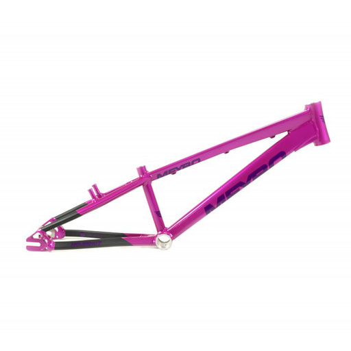 Meybo Holeshot BMX Race Frame-Pink/Purple/Black