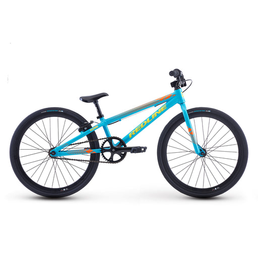 Redline MX Mini BMX Race Bike-Blue Gloss