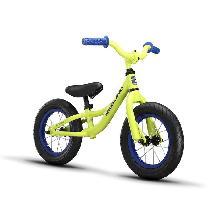 Redline Proline Push Boss BMX Balance Bike-Yellow