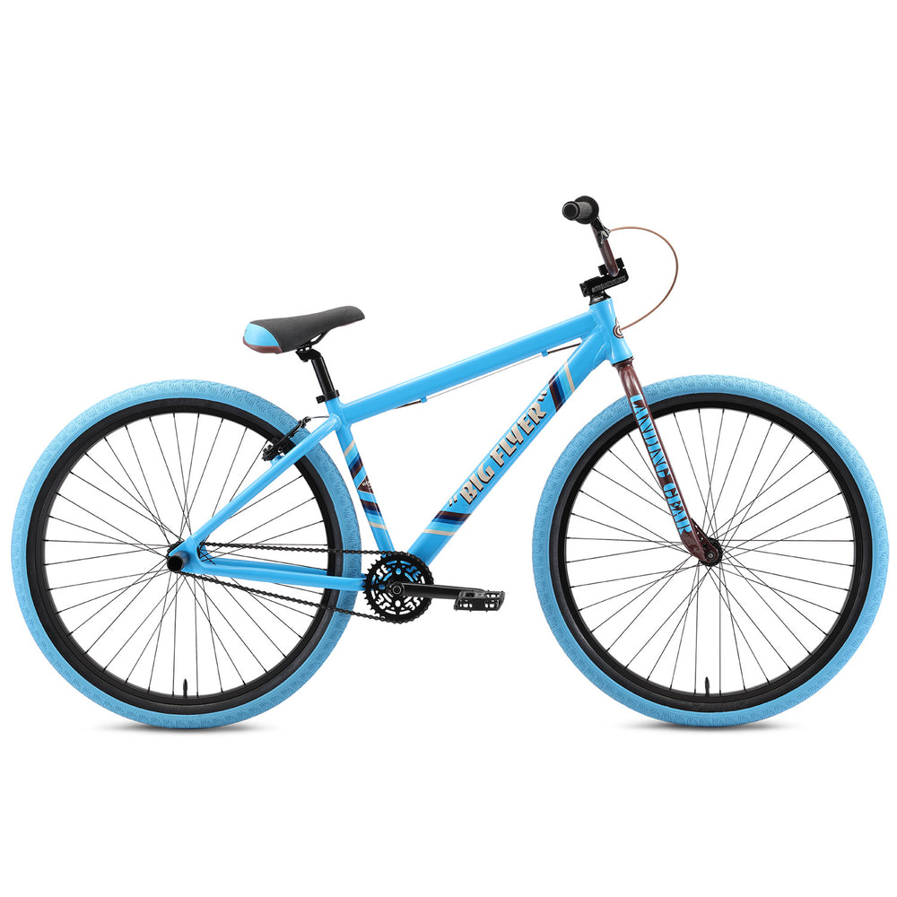 "SE Big Flyer 29"" BMX Freestyle Bike-SE Blue"