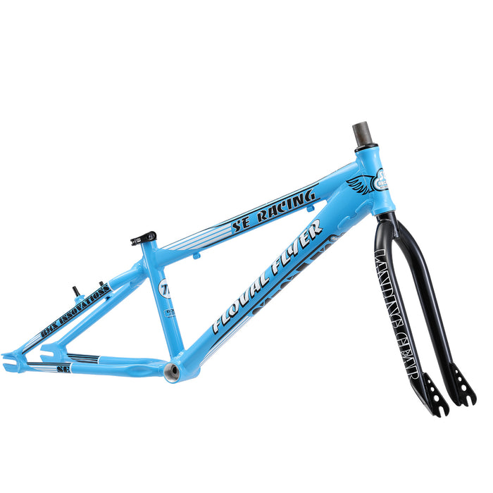 SE Racing Floval Flyer BMX Frame-SE Blue