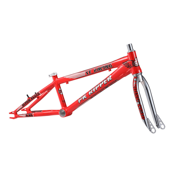 SE Racing PK Ripper Super Elite BMX Frame-Red