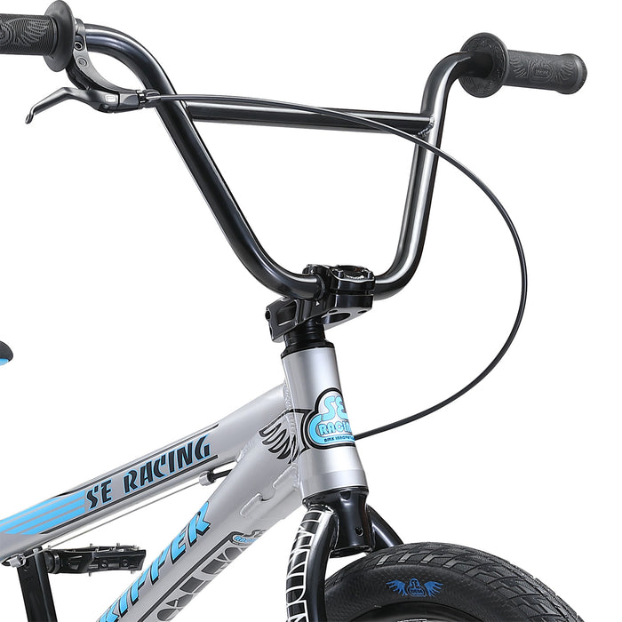SE Racing PK Ripper Super Elite Pro XL BMX Race Bike-Silver
