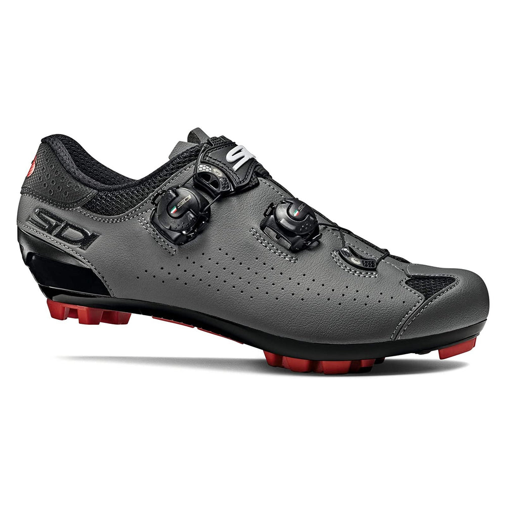 Sidi Dominator 10 Clipless Shoes-Black/Grey