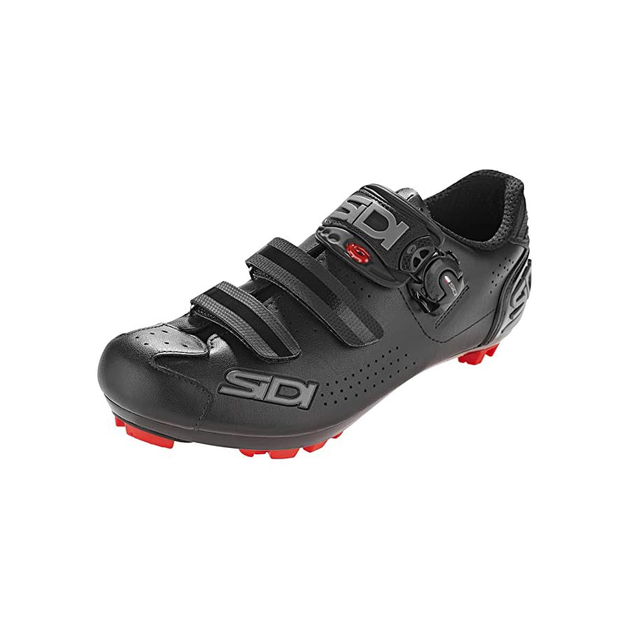 Sidi Trace-2 MTB Clipless Shoes-Black
