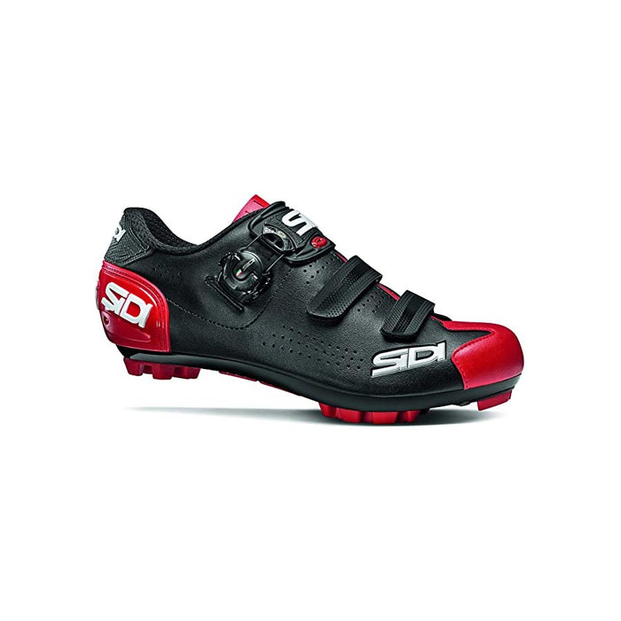 Sidi Trace-2 MTB Clipless Shoes-Black/Red