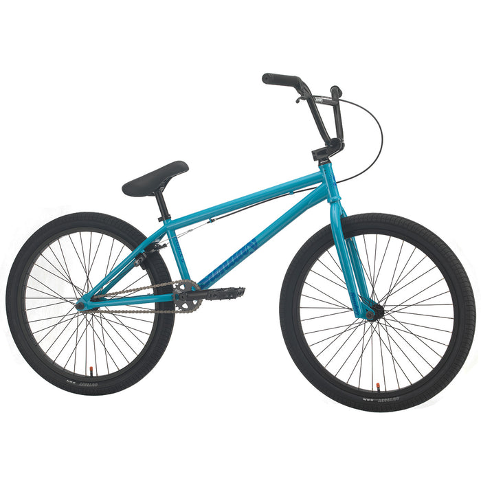 "Sunday 2021 Model C 24"" BMX Bike-Gloss Surf Blue"