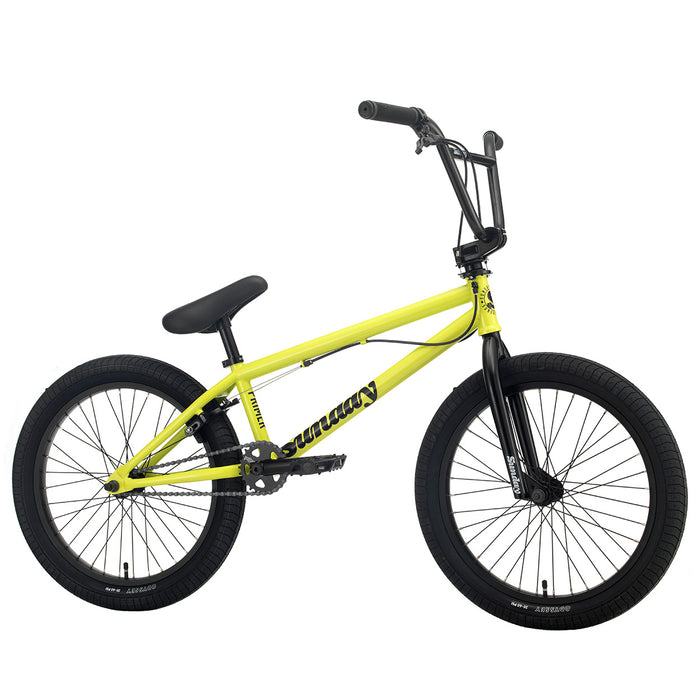 "Sunday 2021 Primer-Park-20.5""TT BMX Bike-Gloss Bright Yellow"