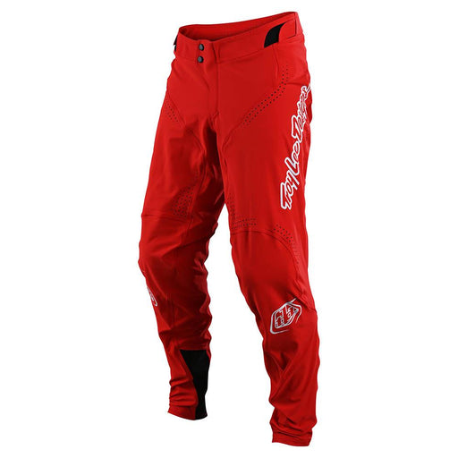 Troy Lee Sprint Ultra Pant-Red