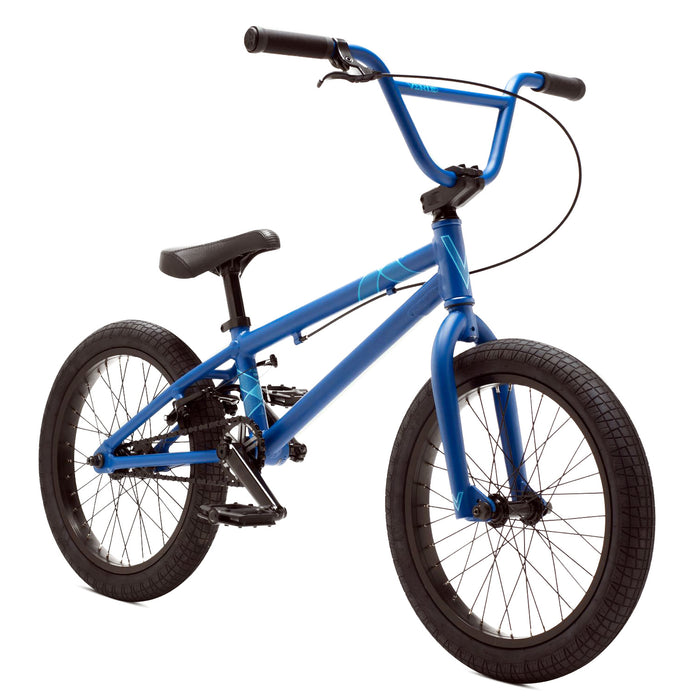 "Verde Vectra 18"" BMX Freestyle Bike-Blue"