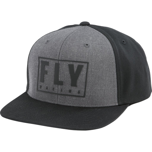 Fly Racing Gasket Hat-Black/Grey