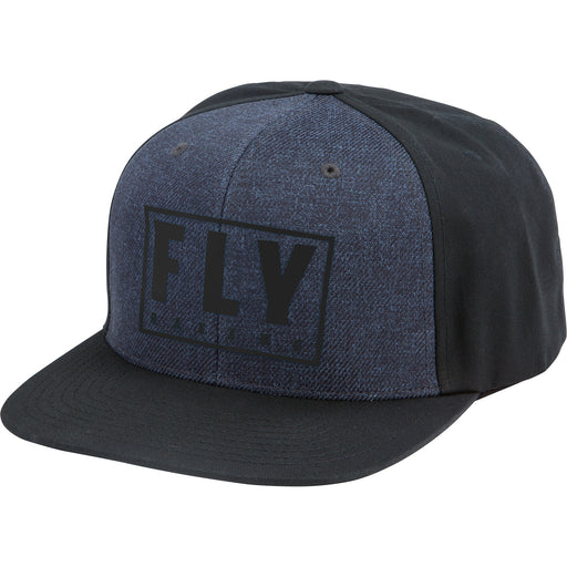 Fly Racing Gasket Hat-Black/Blue