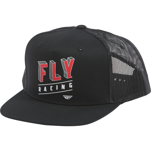 Fly Racing Dimensions Hat-Black