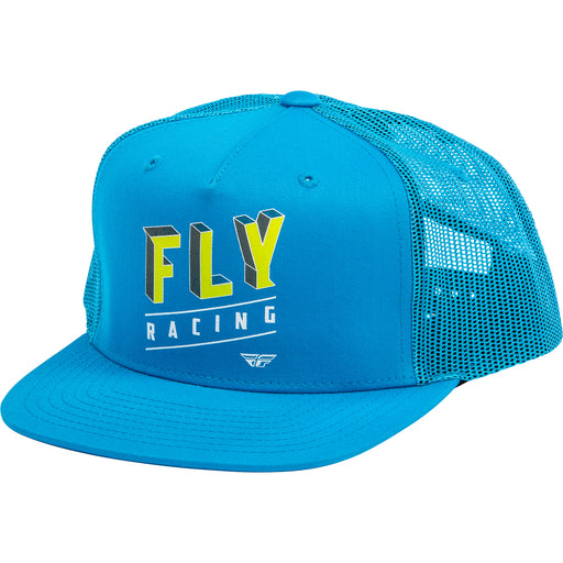 Fly Racing Dimensions Hat-Blue
