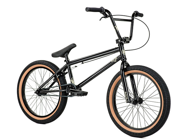 Kink 2015 Launch BMX Bike-Black Flake