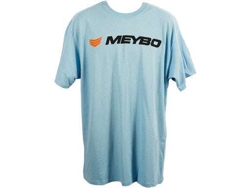 Meybo Brand T-Shirt - Light Blue