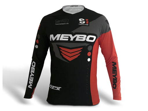 Meybo Bicycles Race Jersey-front