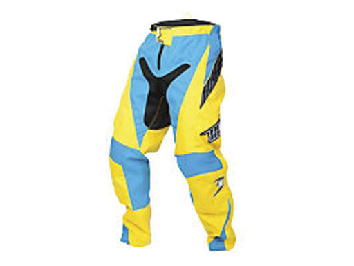 NEMA Podium Pants | Yellow/Cyan